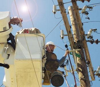 electrical injury lineman