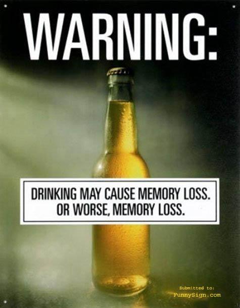 memory-loss alcohol
