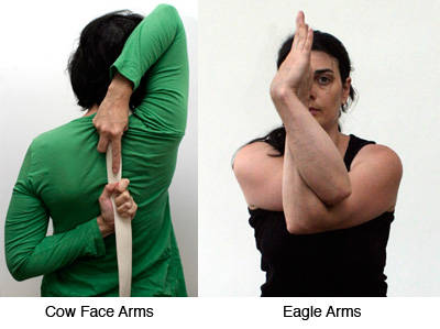 carpel-tunnel-syndrome-eagle-arms-cow-face-arms-open-the-shoulder-stretch-your-hands-the-idea-girl-says-youtube