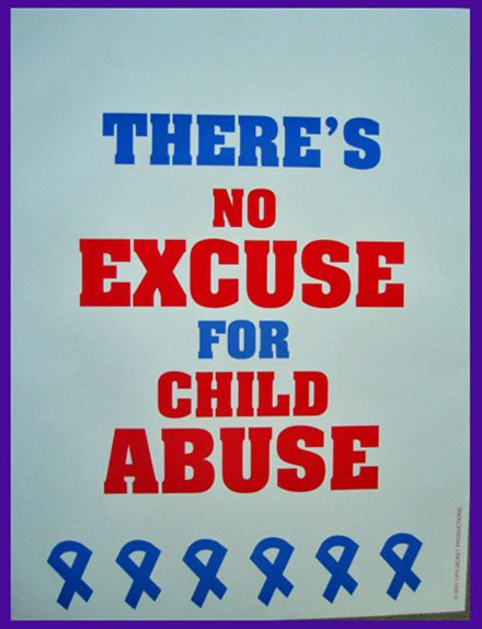 child abuse emotional no excuse