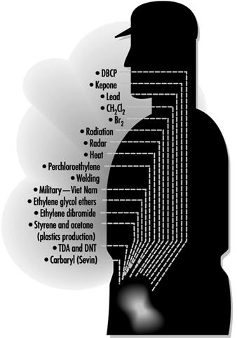 male repro health risks
