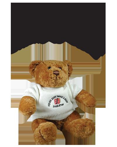 shaken baby syndrome never_shake_bear