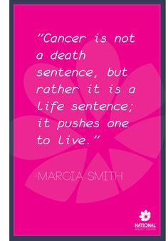 breast cancer myth death sentence