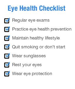 diabetic eyechecklist