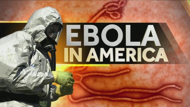 Ebola virus update in America