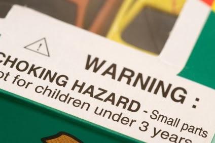 safe toys choking
