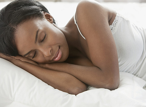 normal sleeping