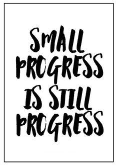 smallprogress