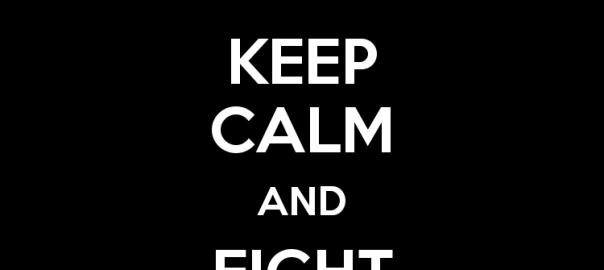 Fighting Eating Disorder Banner