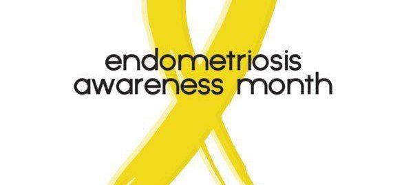 Endometriosis Awareness Month Ribbon